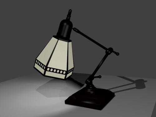Lamp With Armature preview image