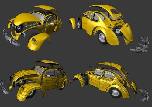 Vw Beetle Kawak preview image