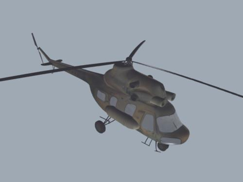 Mi-2 Helicopter preview image