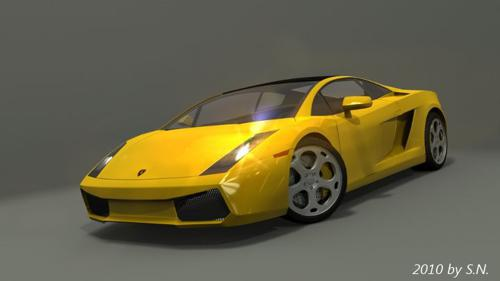 Lamborghini Gallardo preview image