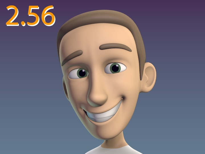 Cartoon Guy 2.56 preview image 1
