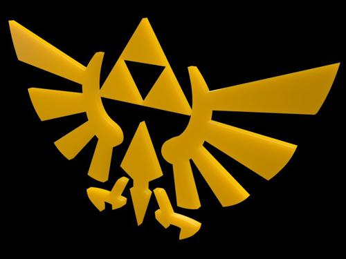 The Royal Family's Crest (Legend Of Zelda) preview image