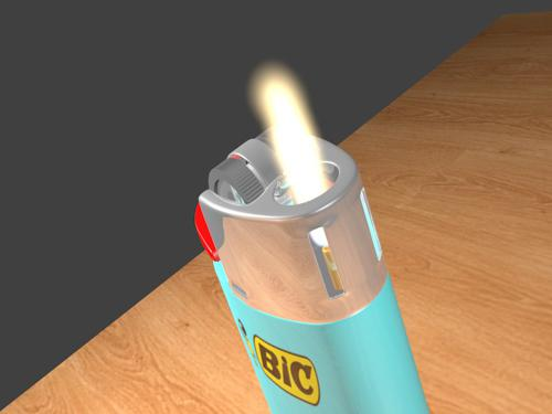 Bic Lighter preview image