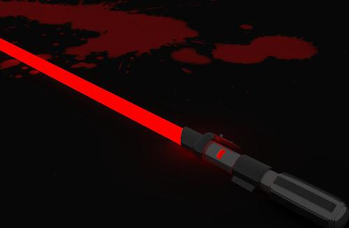 Darth Vader Light Saber preview image