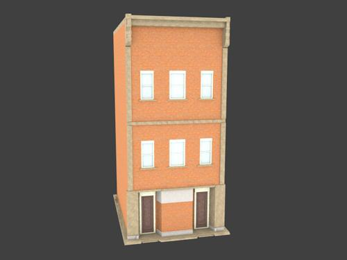 Apartment Building preview image