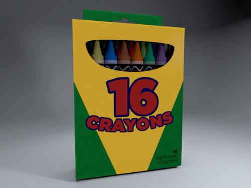 Crayons - 16 Pack preview image