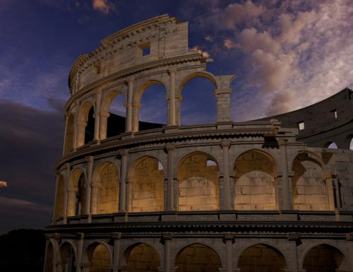 Rome Colosseum preview image