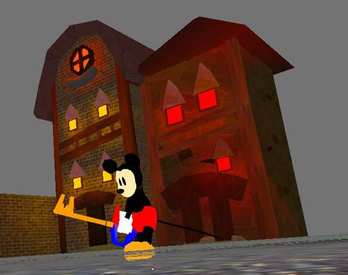 Mikey Mouse preview image