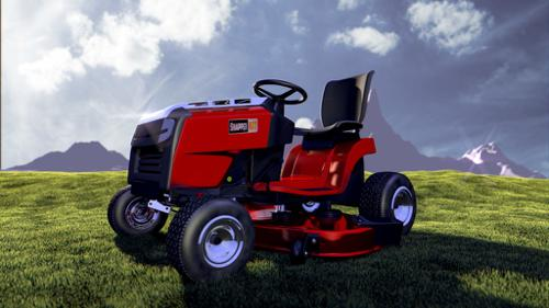 Snapper NXT Riding Tractor preview image
