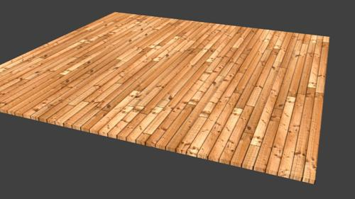 """Updated"" UV Wood Floor Texture Test preview image"