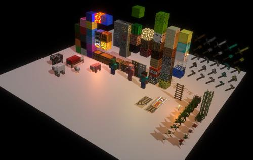 Minecraft Rigs And Blocks preview image