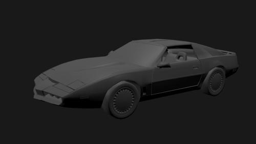 KITT UNTEXTURED preview image