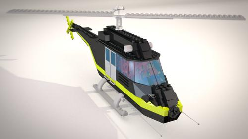 Lego Helicopter preview image