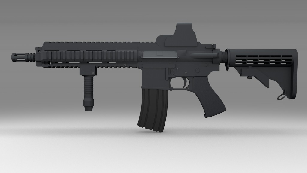 M416 / HK416 preview image 1