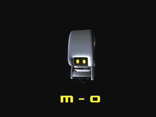 M - O From Wall E preview image