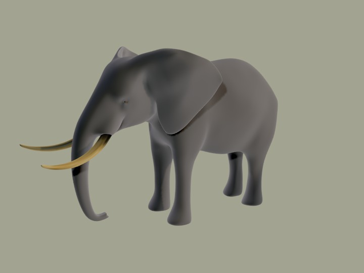 African Elephant preview image 1