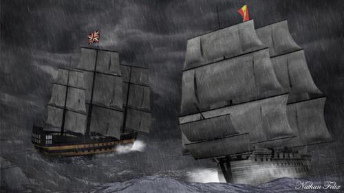 Tall Ship Battle preview image