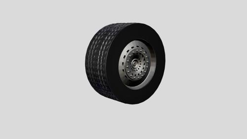Truck Tire preview image