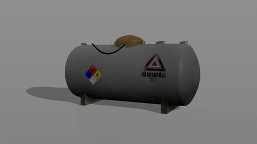 Propane Tank preview image