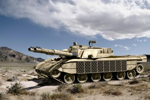 Tank Challenger II Revisited preview image