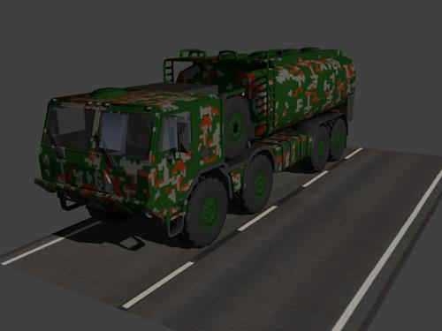 Tatra T815-7  preview image