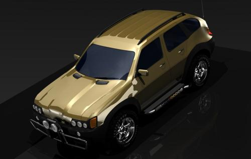 CAR Leszkikrov 4X4 preview image