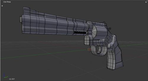 357 Hand Gun preview image