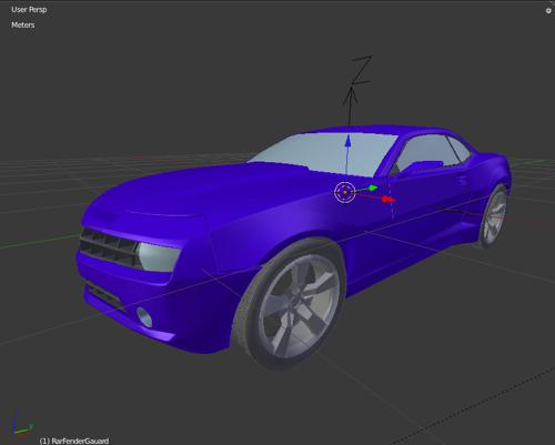 Camaro Shell preview image