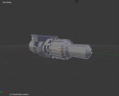 Auxiliary Mounted Cannon  preview image