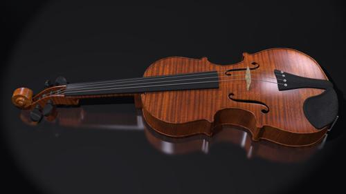 Violin preview image
