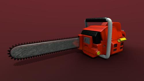 Chainsaw preview image