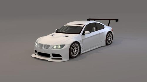 Bmw M3 Gt3 preview image