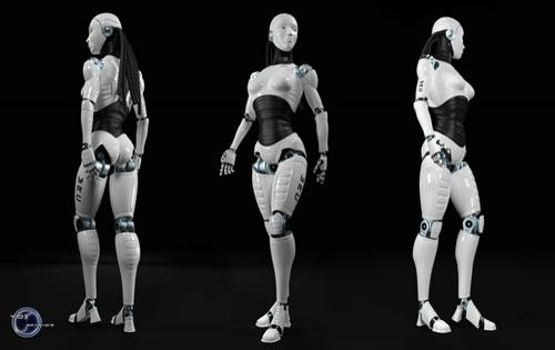 Neeloo Robot Women preview image