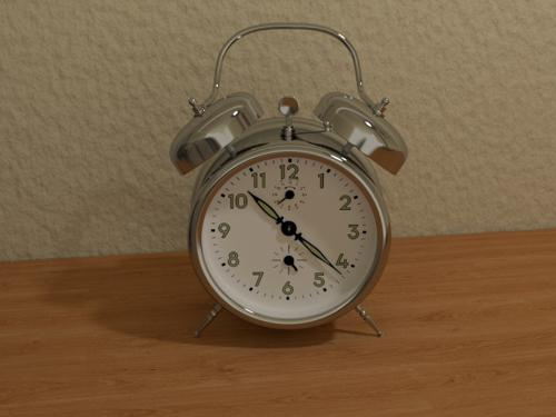 Classic Alarm Clock preview image