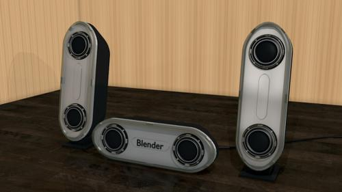 Speakers preview image