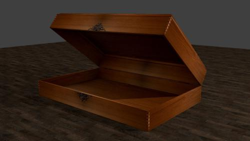 Wooden Box preview image