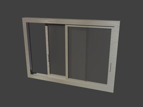 Simple Window With 2 Panes preview image