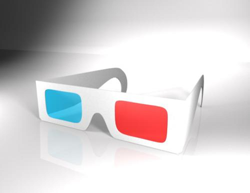 3D Anaglyph Glasses preview image