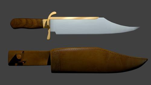 Bowie Knife preview image