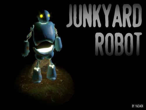 Junkyard Robot preview image