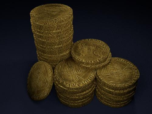 Elizabeth I Gold Coins preview image