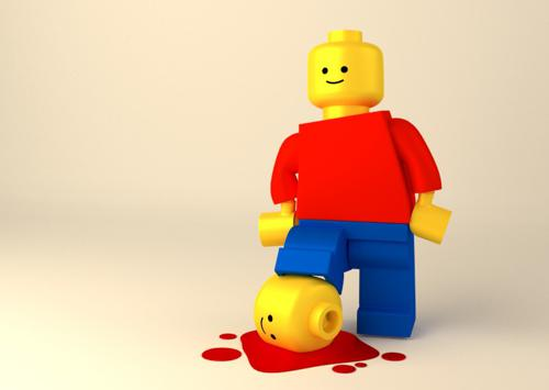 Lego Minifigure preview image