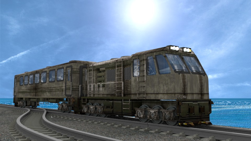 Train preview image 1