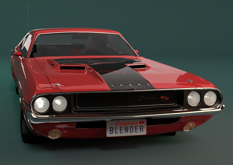 Dodge Challenger 1970 R / T preview image 1