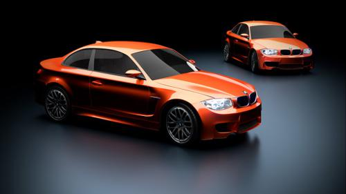 BMW 1 Series M In Cycles preview image