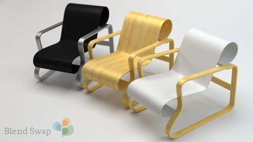 Paimio Chair preview image