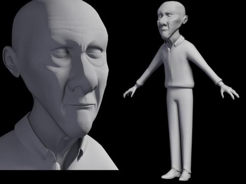 Old Man preview image
