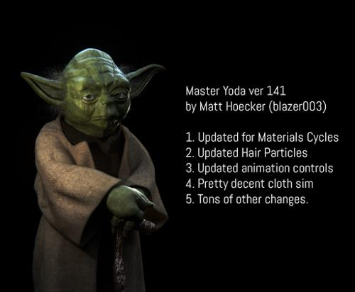 Master Yoda preview image