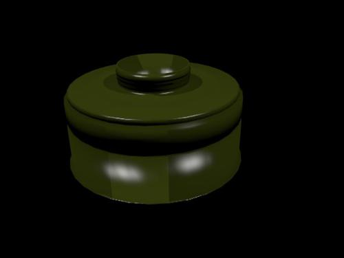 Gas Mask Canister preview image