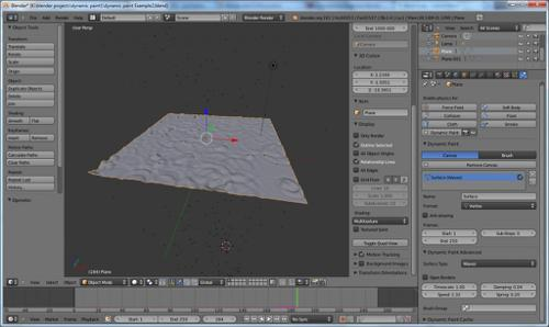 Blender Dynamic Examples preview image